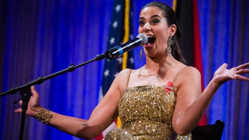 Maysoon Zayid Palestinian Muslim