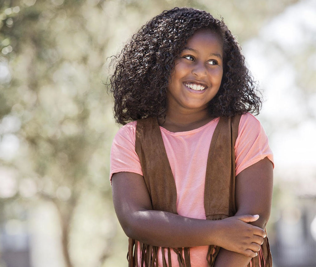 khloe kares 9 Year-Old Mobilizes Entire Community