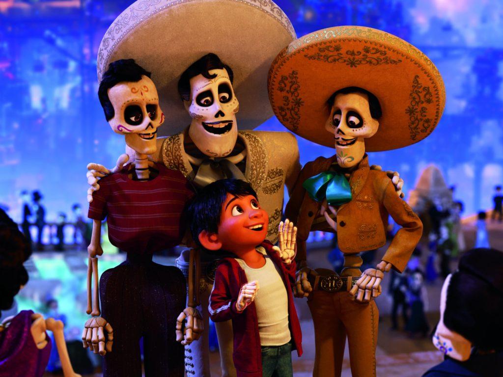 Coco pixar animation