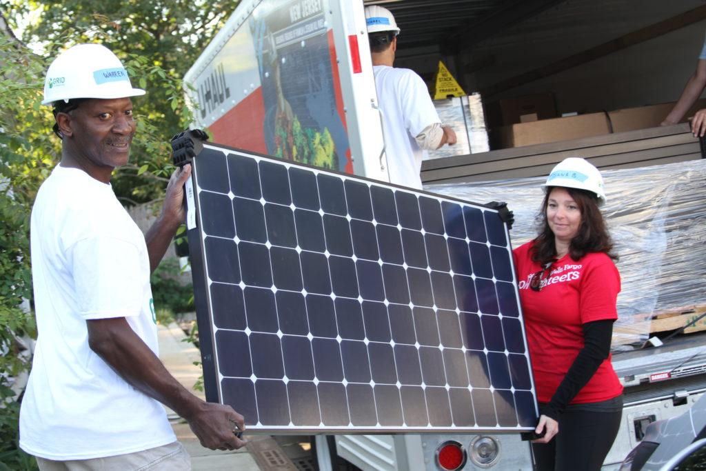 GRID Alternatives green energy non profit